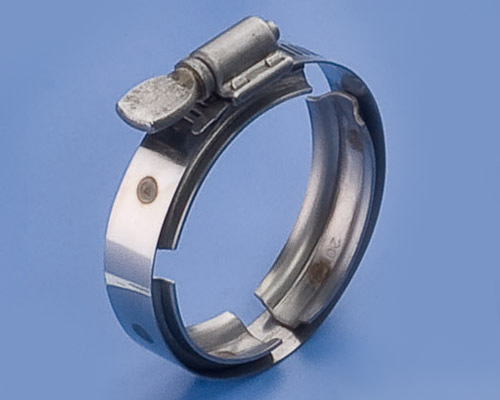 Three hose clamp