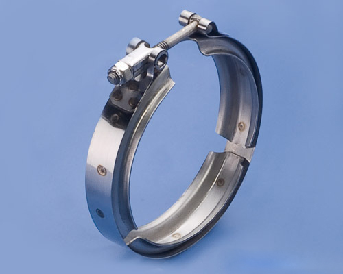 T-Bolt three hose clamp