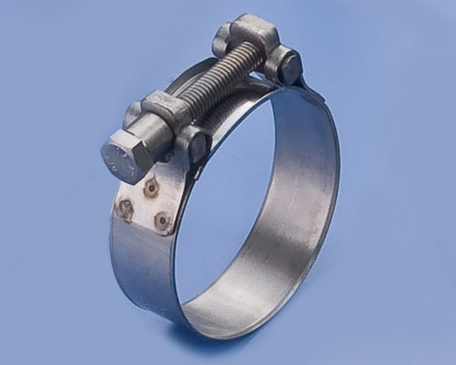 TT high pressure hose clamp